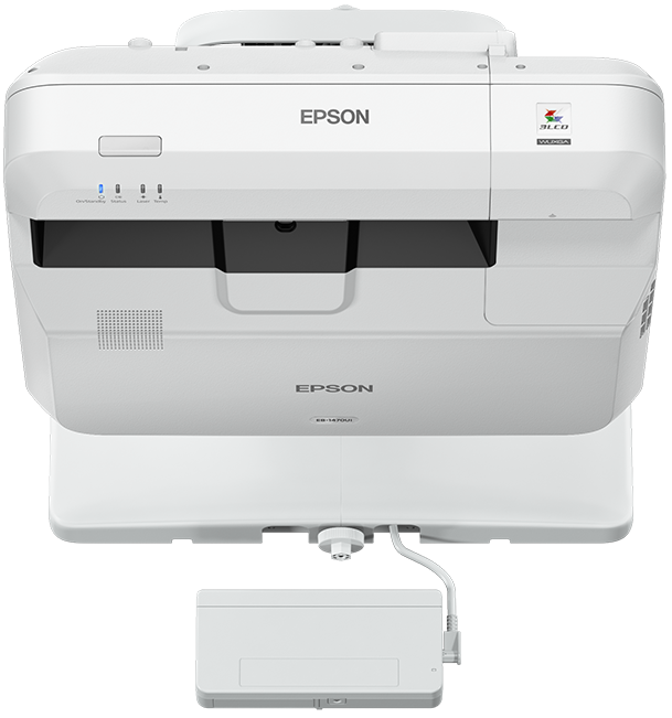 Epson EB-1470UI Projector - Front View