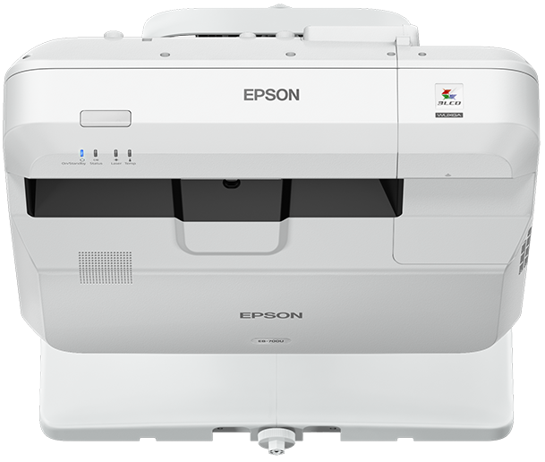 Epson EB-700U Projector - Front View