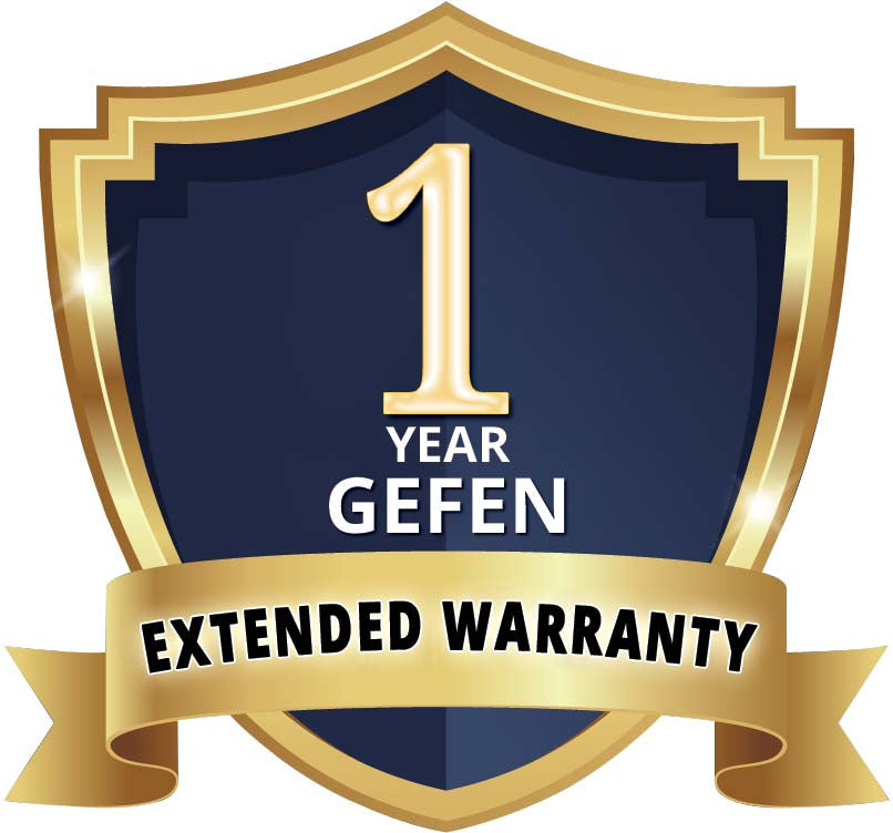 Ooberpad 1-Year Extended Warranty on Gefen