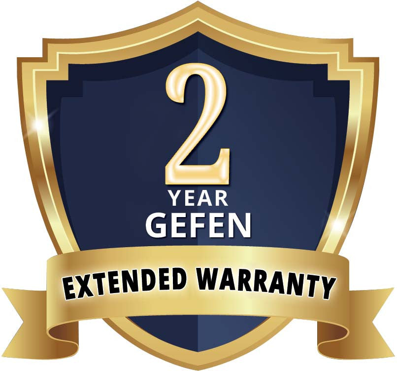 Ooberpad 2-Years Extended Warranty on Gefen