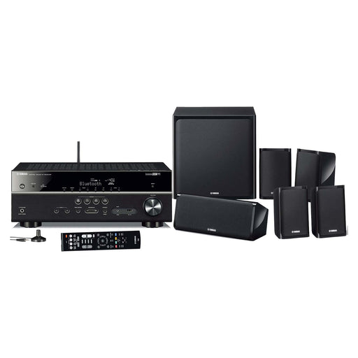 Yamaha YHT-3072-IN 5.1 Home Theatre System with Active Subwoofer