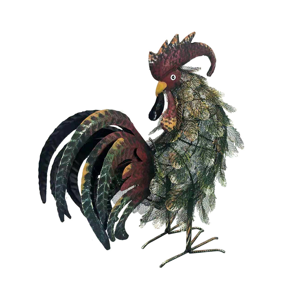 The Barrel Shack™ Darius the Green Rooster