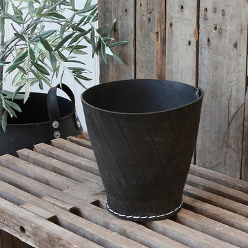 RECYCLED RUBBER BASKET