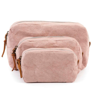 UASHMAMA WASHBAG | QUARTZ PINK
