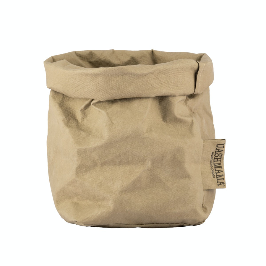 UASHMAMA PAPER BAG SMALL MATT
