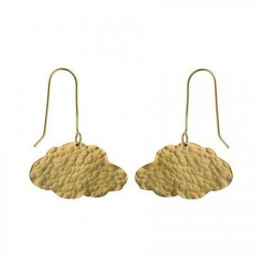 APRIL SHOWERS CLOUD EARRINGS