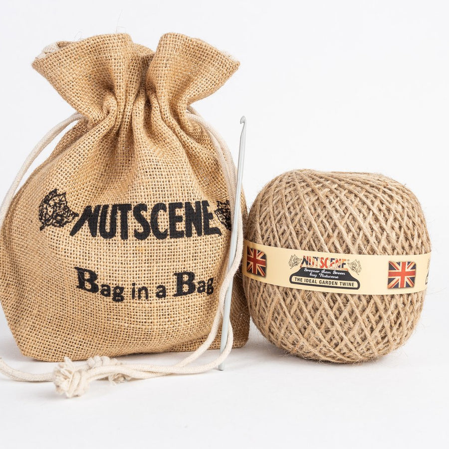 MAKE YOUR OWN JUTE ECO BAG | BAG IN A BAG CRAFT KIT