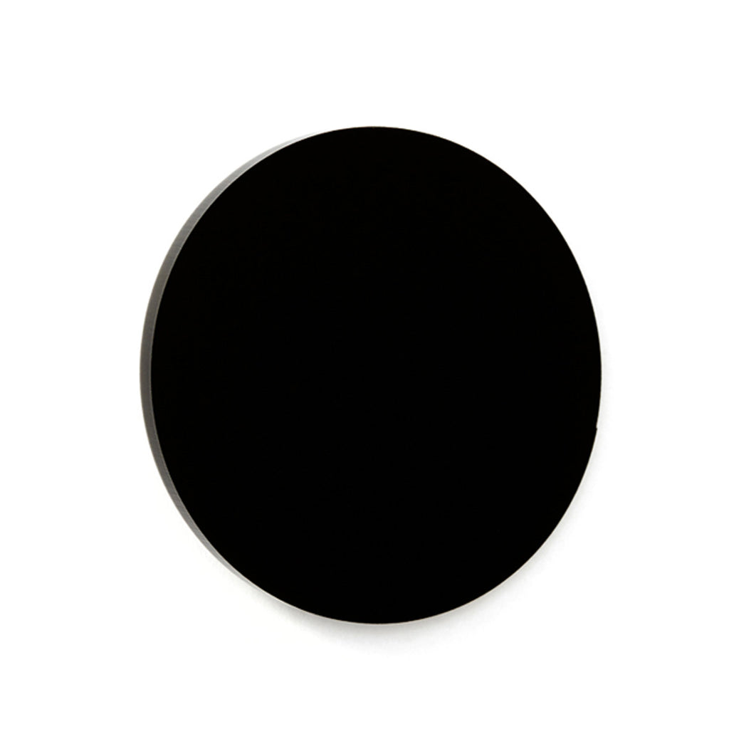 BLACK DOT BROOCH