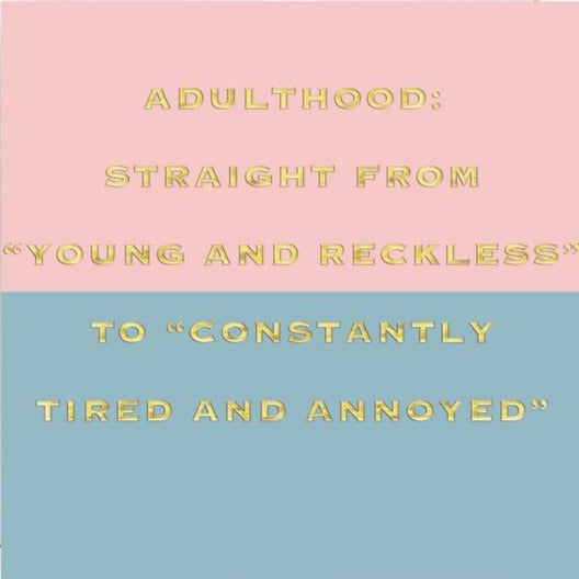 CARD | ADULTHOOD