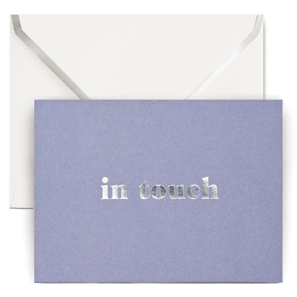 CARD | IN TOUCH