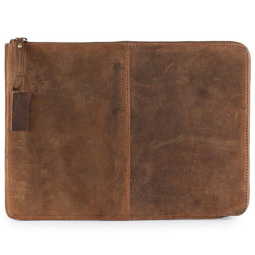 DISTRESSED MAC BOOK SLEEVE