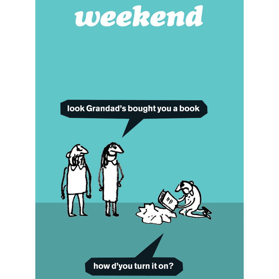 CARD | BOOKFROM GRANDAD