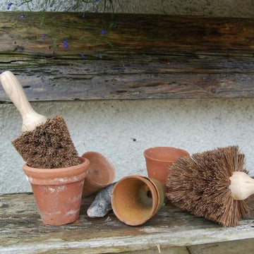 PLANT POT BRUSH
