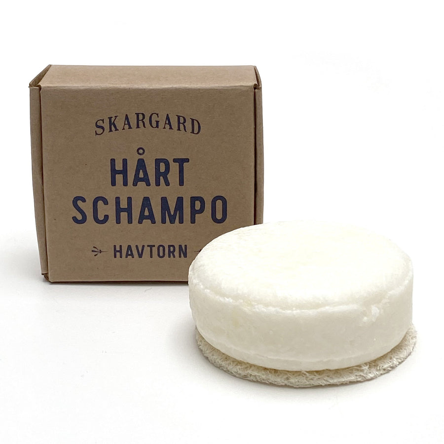 SWEDISH SKARGARD SHAMPOO SOAP BAR