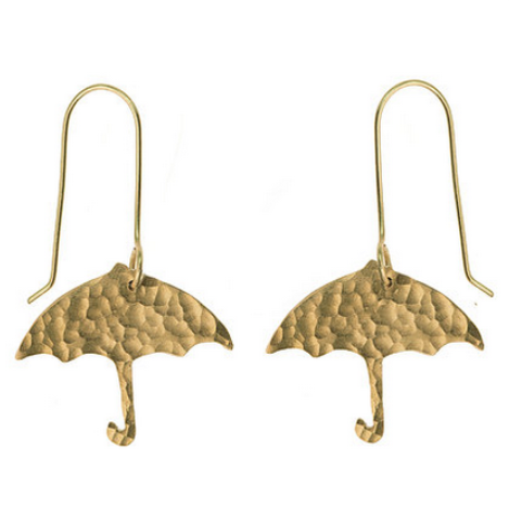 APRIL SHOWERS UMBRELLA EARRINGS