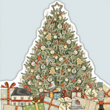 DIE CUT CARD | CHRISTMAS TREE