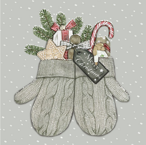 PACK 8 CARDS | MITTENS