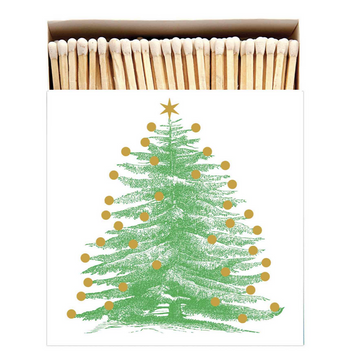 MATCHES CHRISTMAS TREE