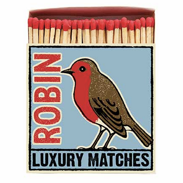 MATCHES ROBIN