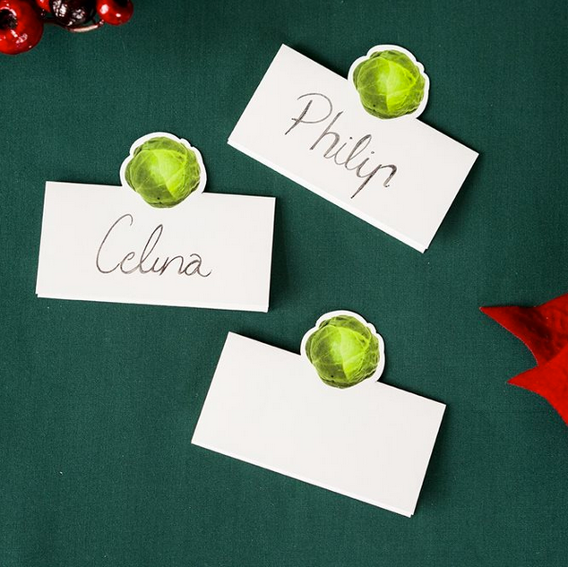 SPROUT PLACE CARDS | PACK 12
