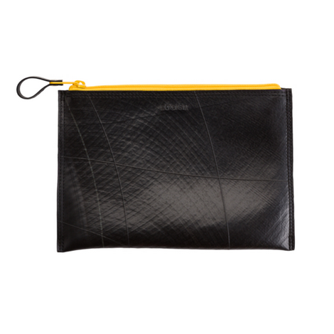 RECYCLED RUBBER POUCH