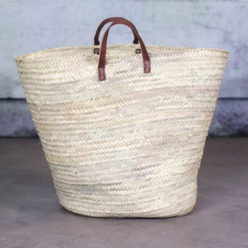 MOROCCAN OVERSIZED BASKET