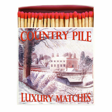MATCHES | COUNTRY PILE