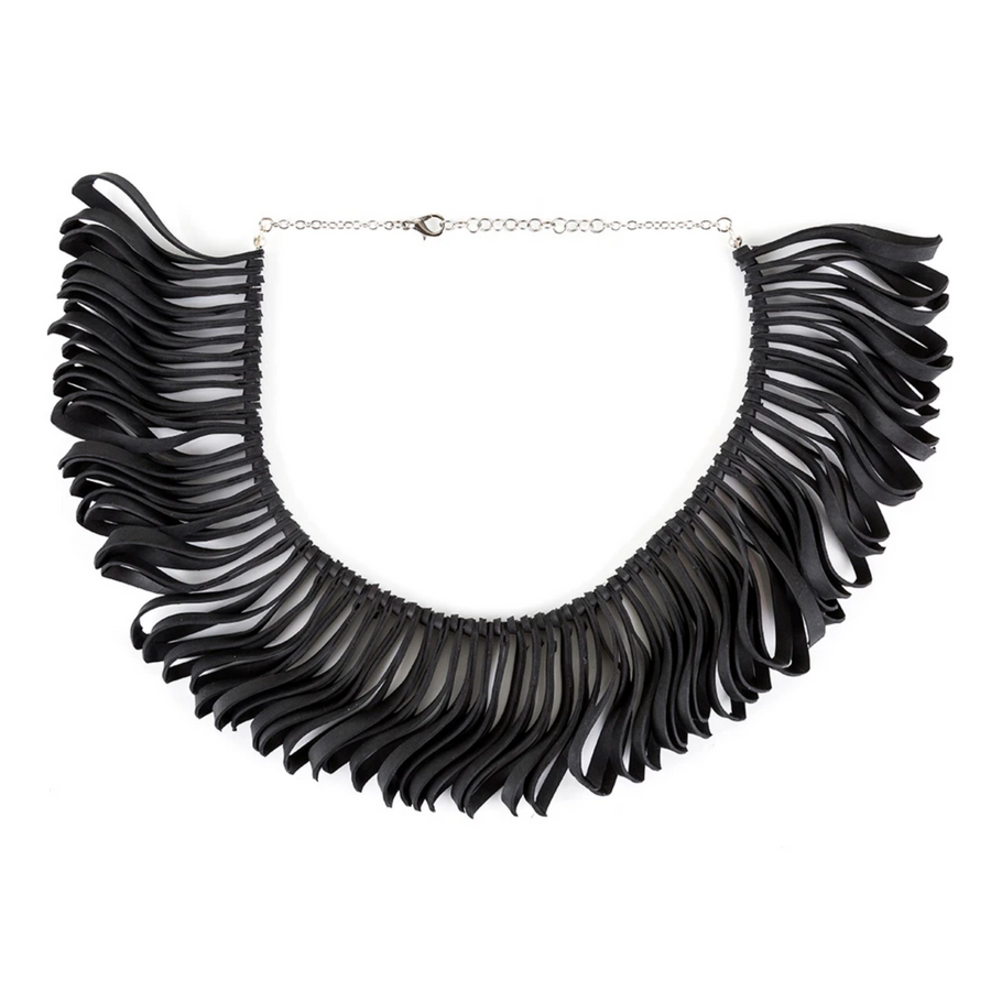 FAY HANDCRAFTED AVANT GARDE NECKLACE