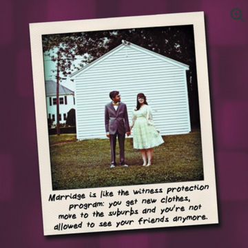 CARD | MARRIAGE