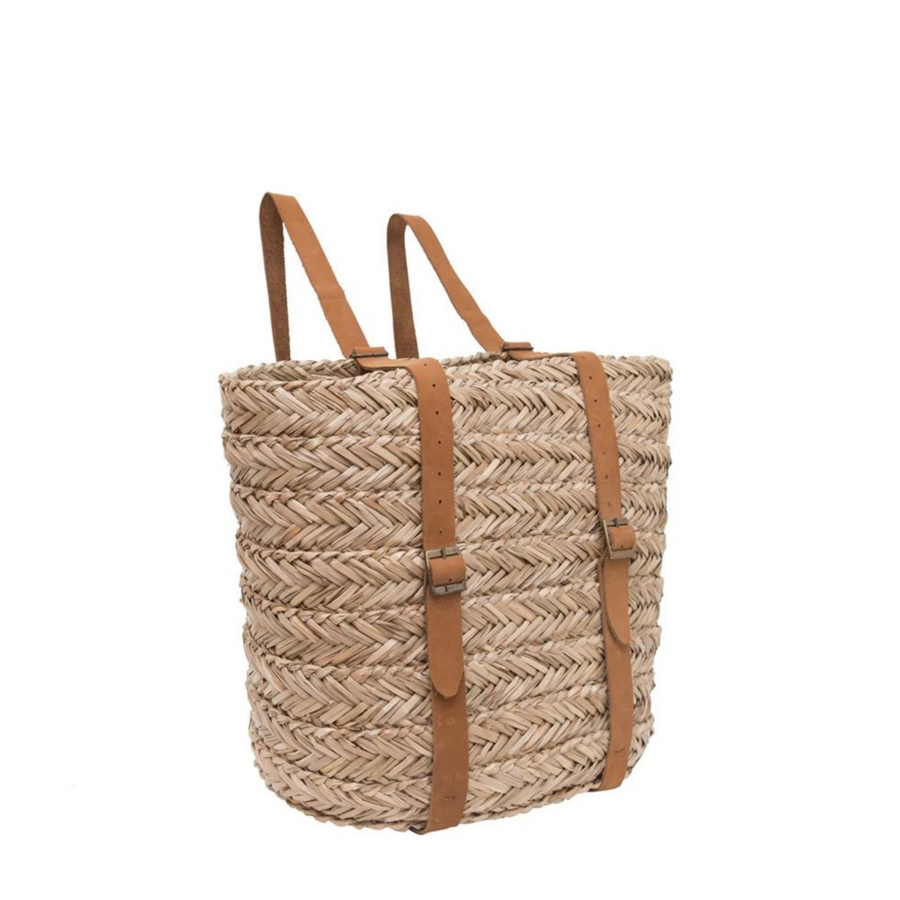 SOUKIE BASKET BACKPACK