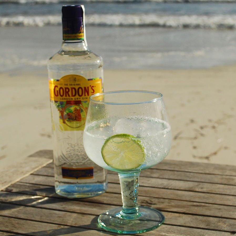 GIN & TONIC GOBLET GLASS