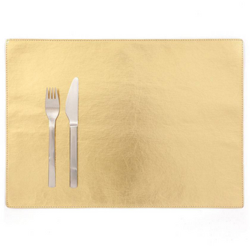 METALLIC UASHMAMA PLACEMAT
