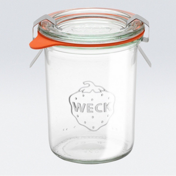 WECK STORAGE JAR 160ml