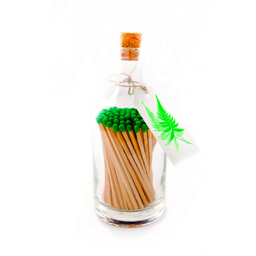 BOTTLE OF MATCHES | FERN