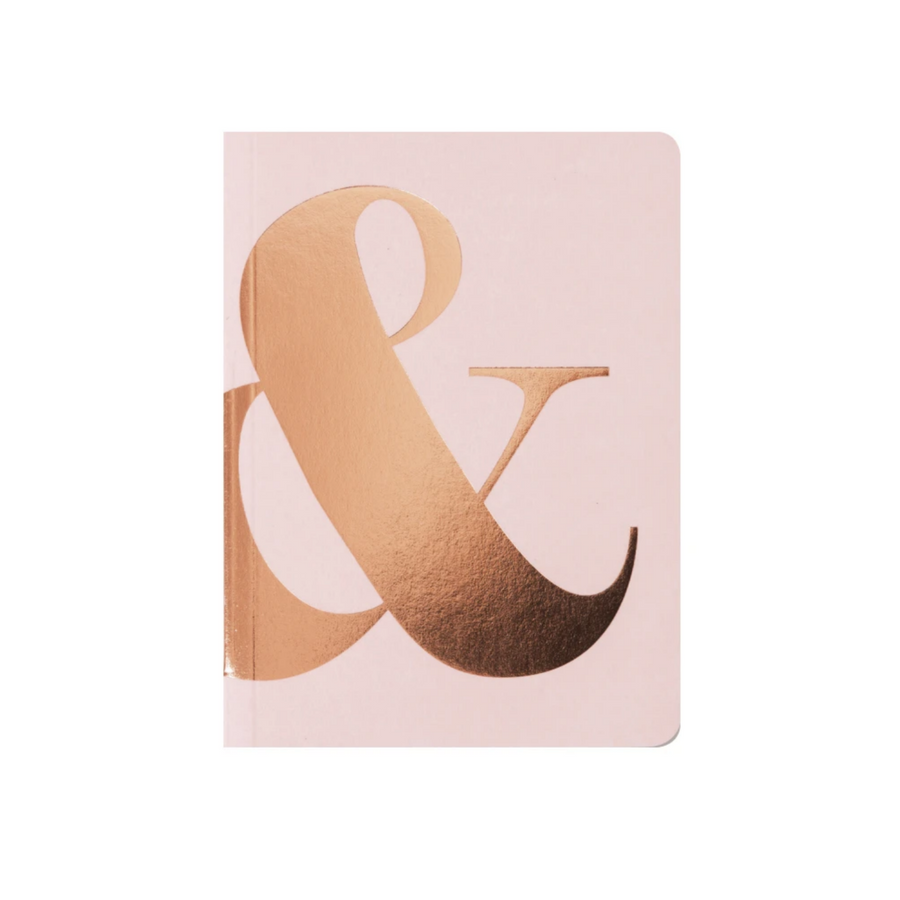AMPERSAND HANDBAG NOTEBOOK A6