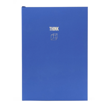 WORDSMITH A5 ROYAL BLUE NOTEBOOK | THINK OUTSIDE THE BOX