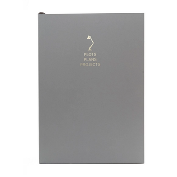 WORDSMITH A5 GRANITE NOTEBOOK | PLOTS PLANS PROJECTS
