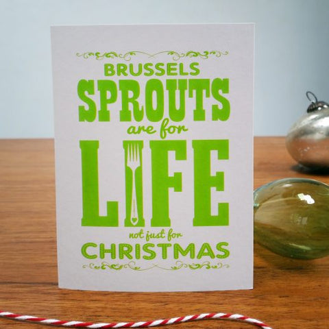 CARD | SPROUTS ARE FOR LIFE