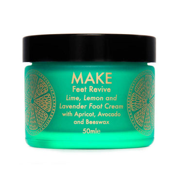 MAKE FEET REVIVE | LIME, LEMON & LAVENDER FOOR CREAM
