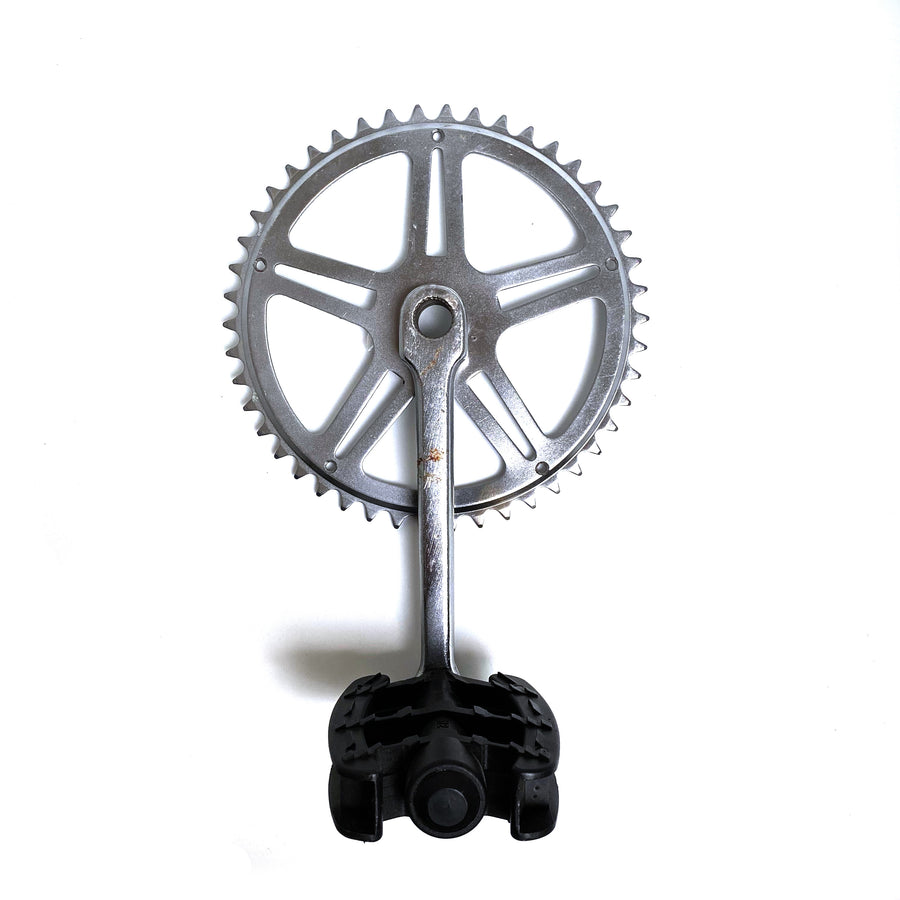 BICYCLE PEDAL WALLHOOK