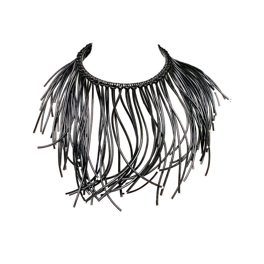 STATEMENT VAN NECKLACE BY CARLA M