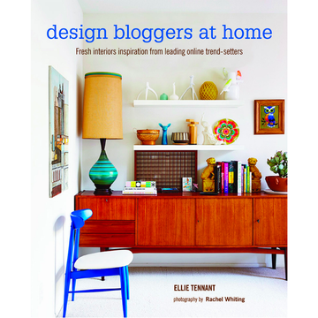 BOOK | DESIGN BLOGGERS AT HOME
