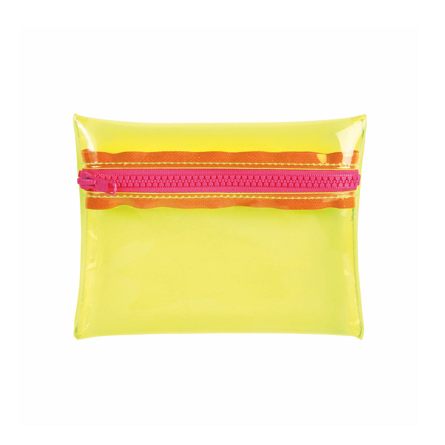 NEON POUCH | YELLOW