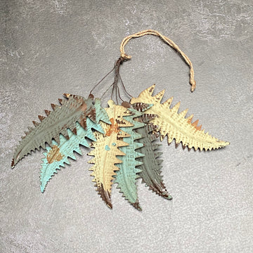VINTAGE STYLE FERN LEAF BUNCH | 6