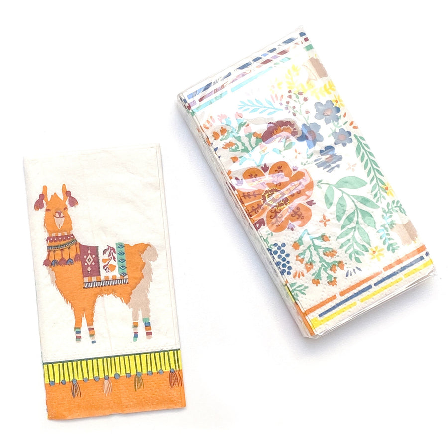 BOHO POCKET TISSUES