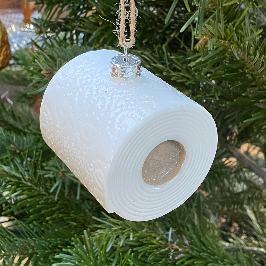 2020 LOO ROLL BAUBLE