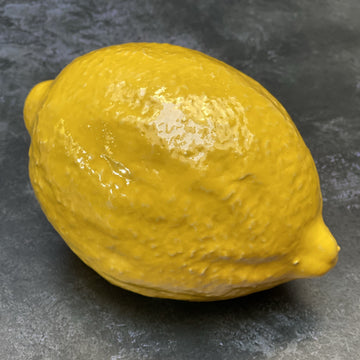 SMALL CERAMIC LEMON