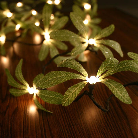 MISTLETOE LIGHTS