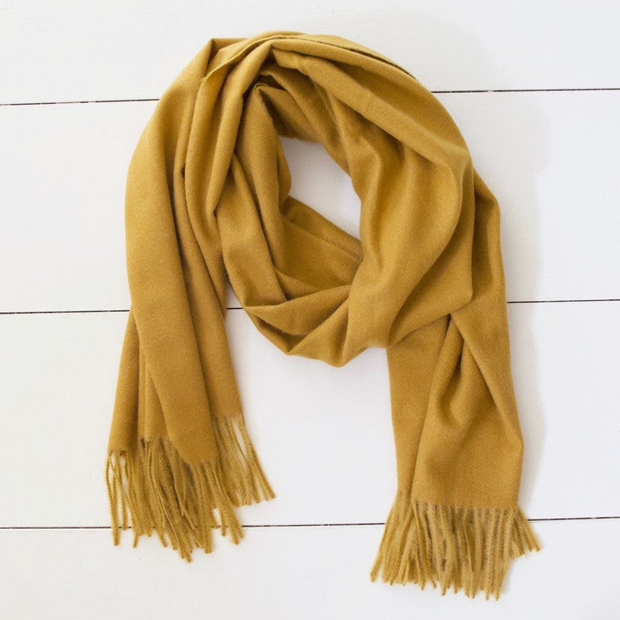LIGHTWEIGHT WINTER SCARF