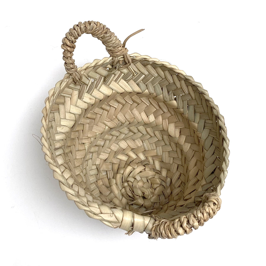MOROCCAN SMALL BASKET